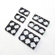 Держатель для аккумулятора 26650, кронштейн 2P и 3P, держатель цилиндрической ячейки для аккумулятора 26650 Li ion, диаметр отверстия 26,3 мм или 26,7 мм