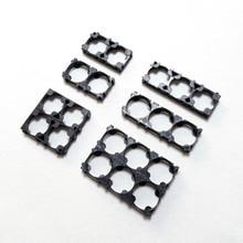 26650 batterij houder 2 p en 3 p beugel Cilindrische mobiele houder Voor 26650 li ion batterij Gat Diameter 26.3mm of 26.7mm