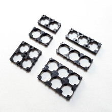 26650 pin chủ 2 p và 3 p khung tế bào Hình Trụ chủ Cho 26650 li ion pin gói Lỗ Đường Kính 26.3 mét hoặc 26.7 mét