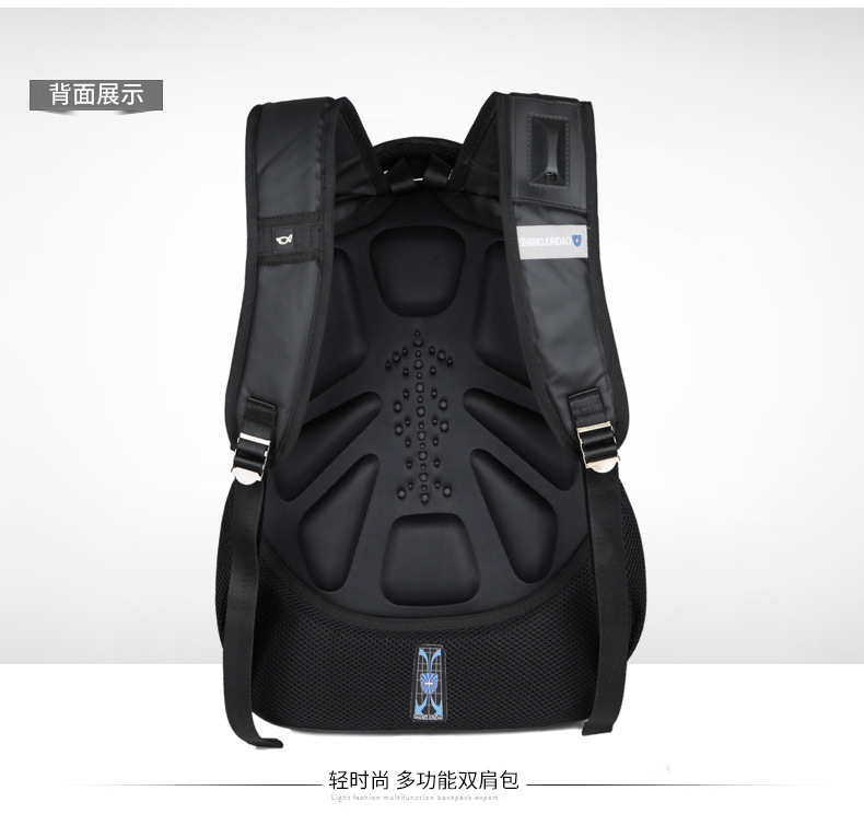 External Frame Backpacks Back Breathable Design Of The Letters And Tassels Decorated With A Variety Of Large-capacity Travel Bag Luggage & Bags