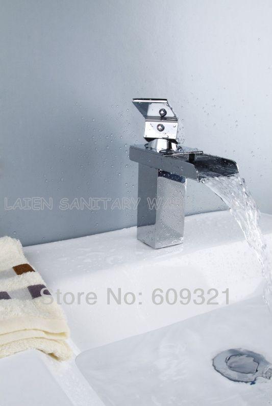 ФОТО Superfaucet Luxury Waterfall Shower Faucets,Bathroom Waterfall Faucet,Waterfall Taps,Faucet Mixer,Faucet Mixer Tap Shower