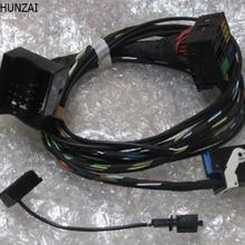 GZCHESHUNZAI для VW golf 6 jetta passat B6 RNS510 Plug and play RNS510 Bluetooth Кабель-адаптер