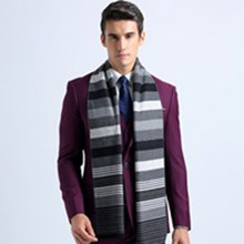 New Striped Patchwork Cotton Basic Scarves Winter England Style Men Business Scarf Tartan Foulard Cachecol YJWD340