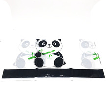 1pcs/pack Panda theme plastic tablecloths disposable table cover panda