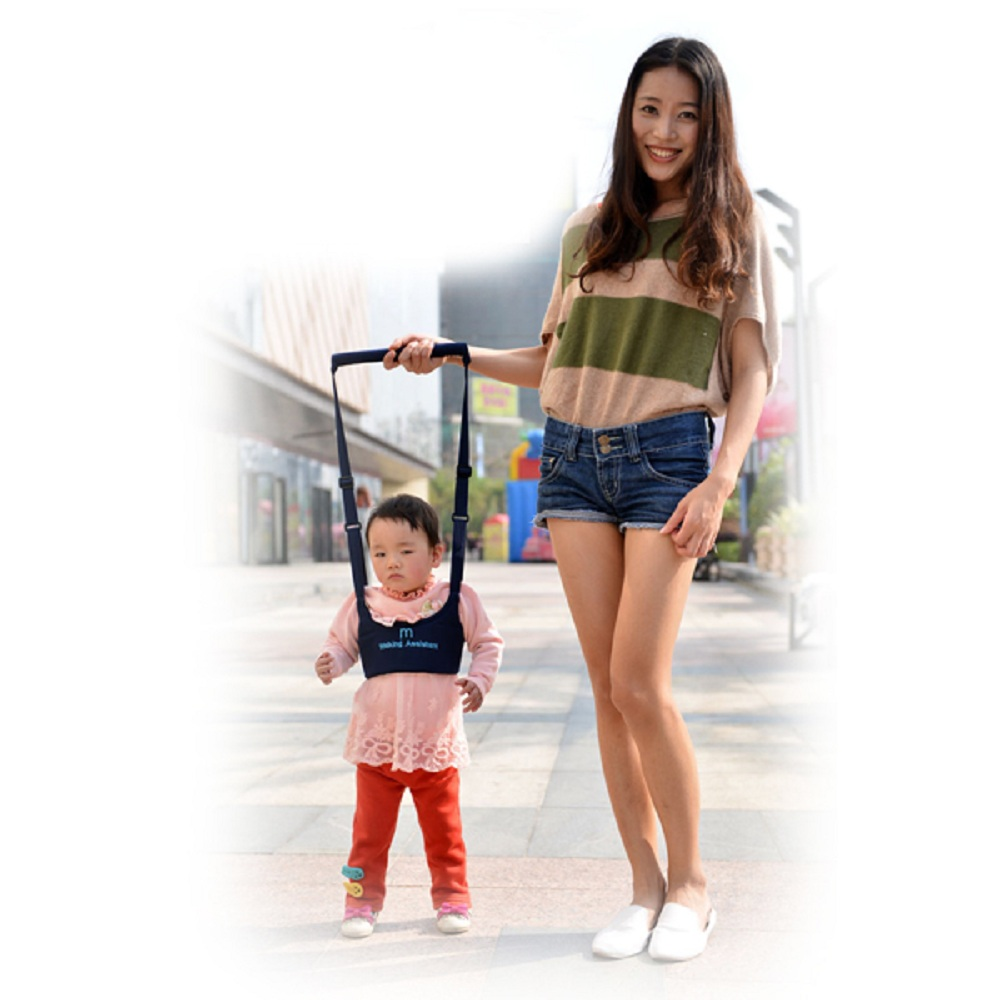 Newborn Baby Walking Exercise Activity Belt Harnesses Infant Learning Walking Assistant Toddler Safety Adjustable Strap Leashes