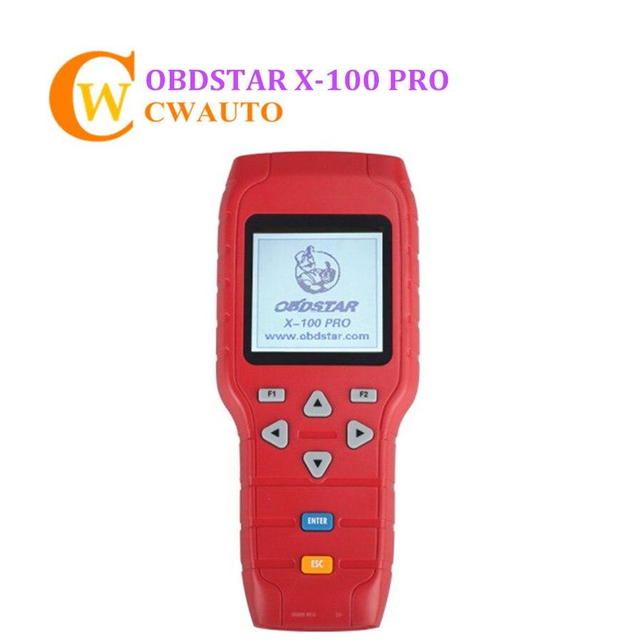OBDSTAR X-100 X100 PRO Auto Key Programmer (C+D+E) Type for IMMOBILIZER Odometer Correction OBD Software все цены