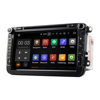 8 Android 5 1 Quad Core Car DVD Player GPS Stereo Radio For VW Polo Golf