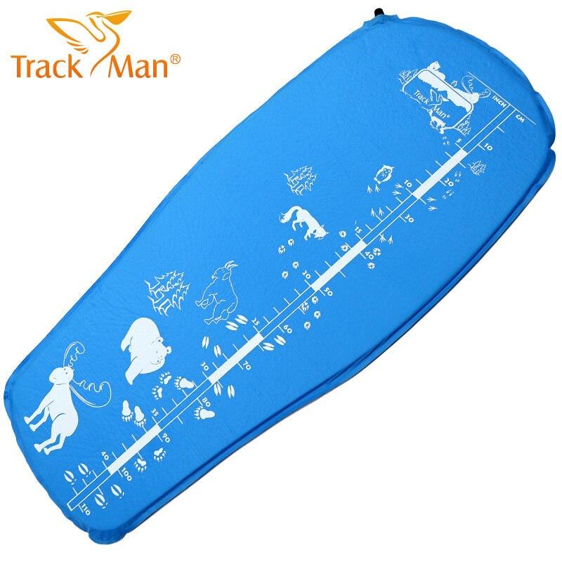 2015 Trackman children <font><b>baby</b></font> inflatable mattress moidture pad mat cushion outdoor indoor home climb picnic beach mat camping tent