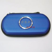 Em estoque! Titular disco Carry Zipper Protective Case Bag Game Pouch Para Sony PSP 1000 2000 3000 Case Cove Bag Game Pouch mais novo