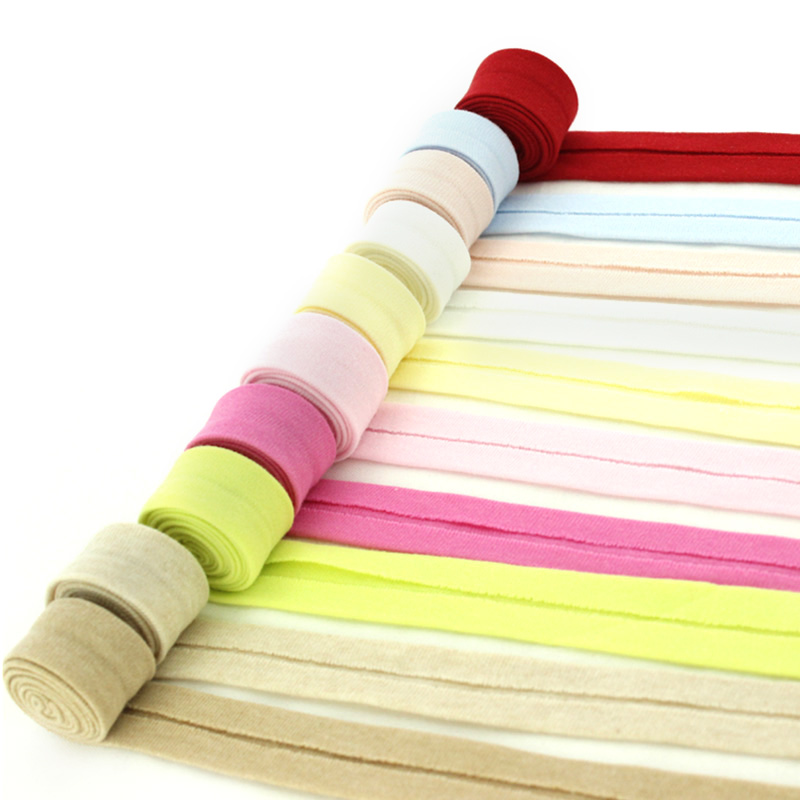 """Cotton 3/4""""(20mm) Mixed Color Binding/wrapping Strip For"""