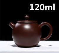 Teapot Yixing Zisha Clay Chinese Porcelain Teapots Tea pot Ceramic 120ml New Arrived High Quality With Gift Box