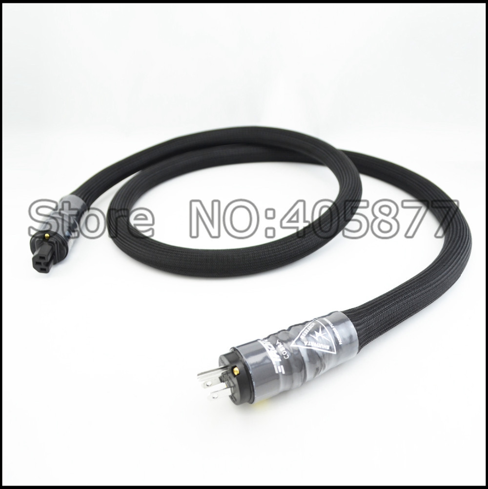2sk1530 2sj201 2pscfree Shipping In Replacement Car Audio Amplifier Tda1557q Tda1553q High Quality Power Cable 2m Hifi Cord With Original Box Us