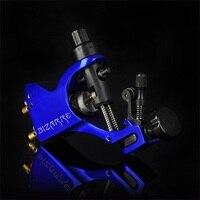 Dövme Makinesi Shader ve Liner Döner Gun 4 Renk Karışık Dövme Motor Gun Sapları Kitleri Ucuz Fiyat 116x92x52mm
