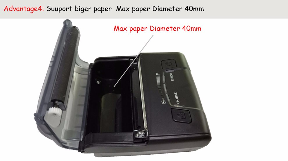 Mobile thermal Printer (5)