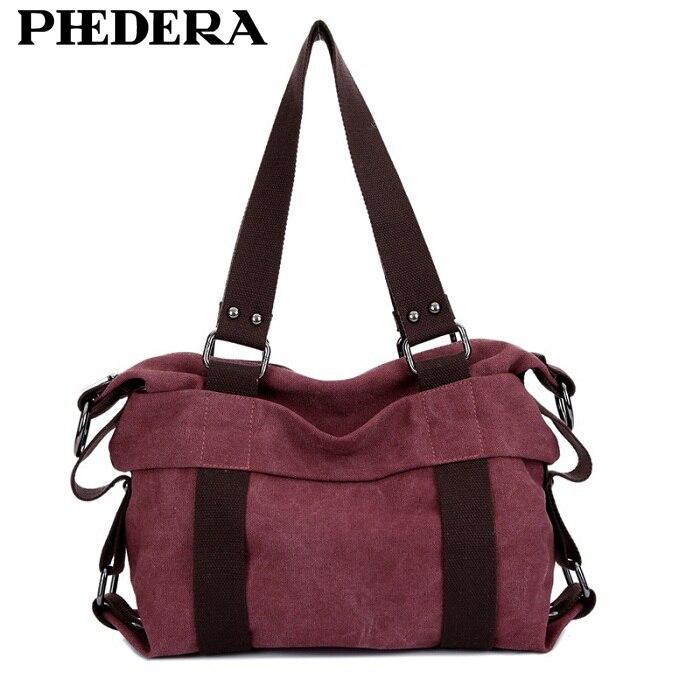 Promotion Casual Womn's Handbags High Quality Canvas Bag Women Messenger bags Vintage Female Shoulder Bags promotion women