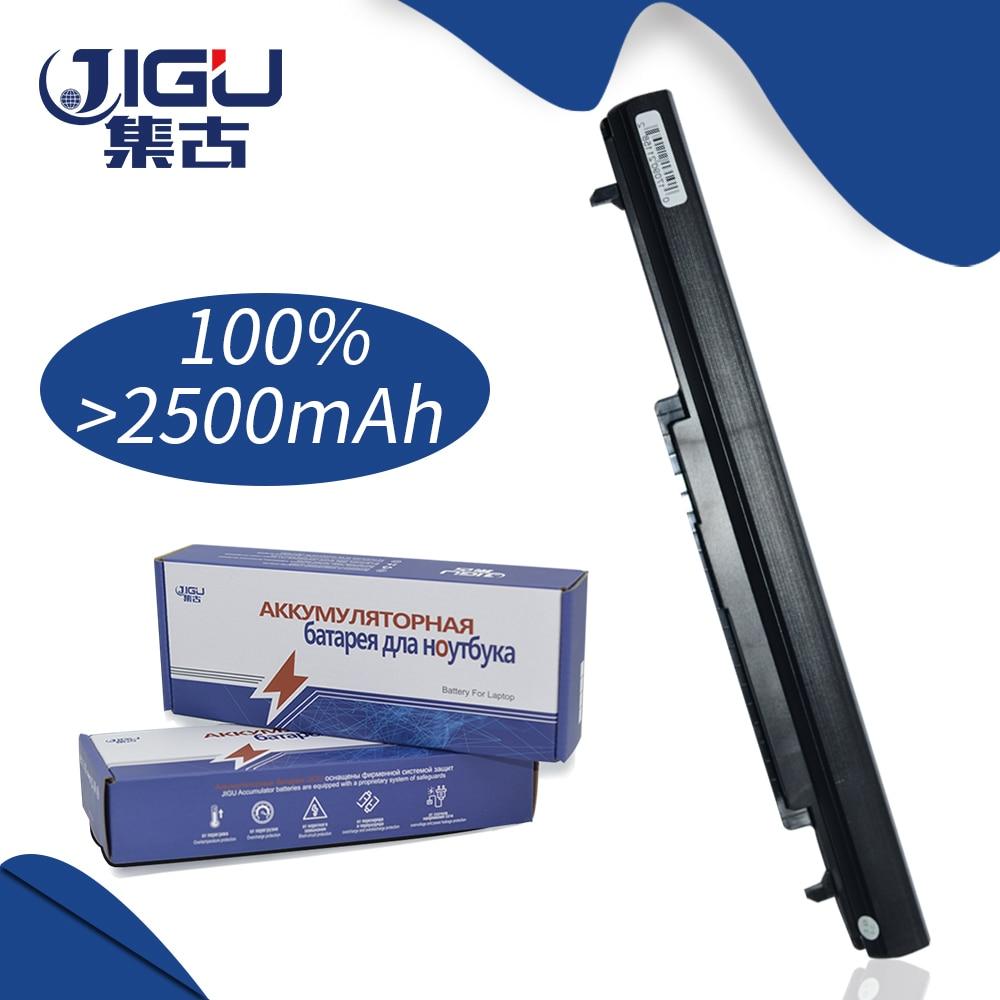 JIGU Laptop Battery For ASUS A46C A46CA A56 A56C A56CA A56CM K46 K46C K46CA K46CM K56 K56C K56CA K56CM S40C 4Cells