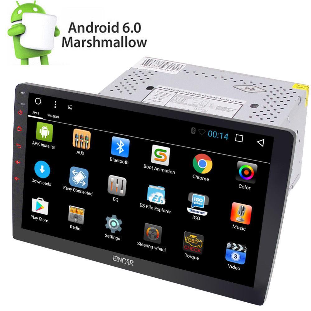 10.1 4 ядра Android 6.0 автомобиль без DVD-wifi mutimedia игрока GPS nav съемная