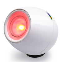 LederTEK LED Living Color Mood Light Mood Color Projection Light 256 Color Light