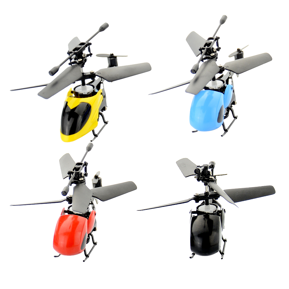 RC airplane model drone toys Mini Drone Micro Pocket 2CH Radio Control USB charge remote control