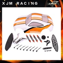1/5 Rc Car Body Rally Conversion kit For 1/5 scale BAJA 5FC 911 Upgrade Parts