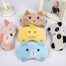 Cute Panda/Bird/Cat/Fox Rest Aid Eye Mask Cover EyePatch Beauty Breathe Sleeping  Mask Travel Rest Aid Eye Mask Cover Eye Patch