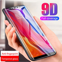 9D Full Tempered Glass For Xiaomi Redmi 5 Plus 5A 6 Pro 4X 4A Note 5A Screen Protector Film on the for Xiaomi 8 SE 5X A1 Glass(China)