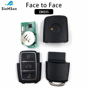 Image 3 - SieNSen Universal Wireless Face to Face Copy 3 Buttons 315/433MHZ Cloning Garage Door Remote Control Self copy Duplicator DK035
