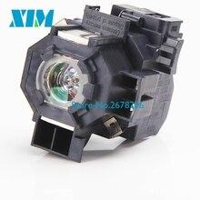 ELPLP42/V13H010L42 באיכות גבוהה מנורת מקרן מודול עבור EMP 83C/EMP 83/EMP 822H/EMP 822/EMP 410W/EX90 EMP 400W 140 W EMP 83H