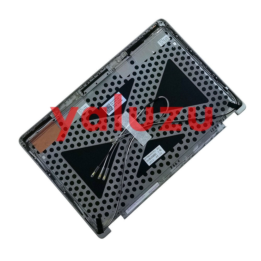 YALUZU NEW Laptop Replacement for Dell Latitude E6220 Laptop LCD Back Cover Rear Top Lid CPPKM 0CPPKM back shell