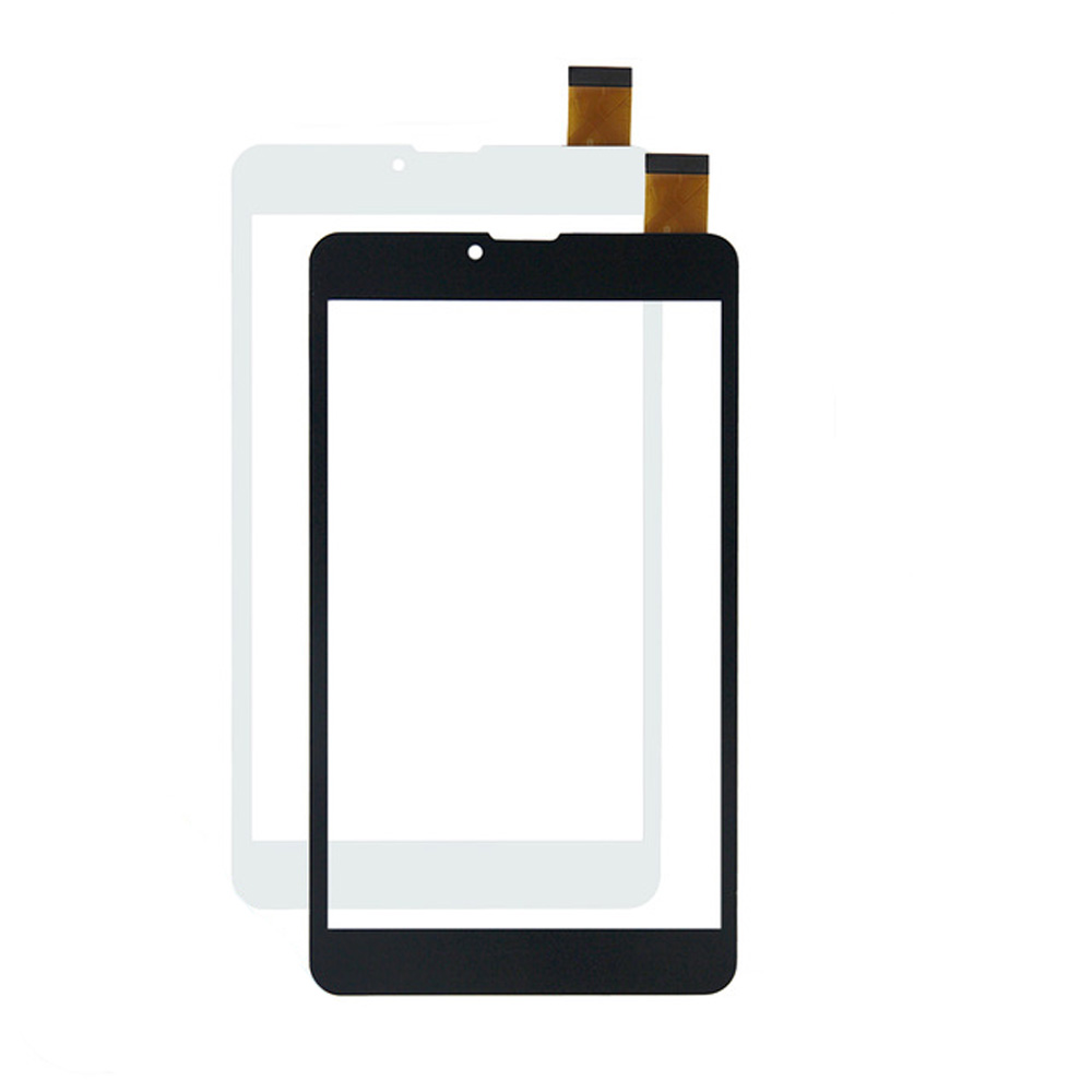 For New MGLCTP-701271 YJ371FPC-V1 Replacement Touch Screen Digitizer Glass 7-inch Black White Free Shipping replacement lcd digitizer capacitive touch screen for lg vs980 f320 d801 d803 black