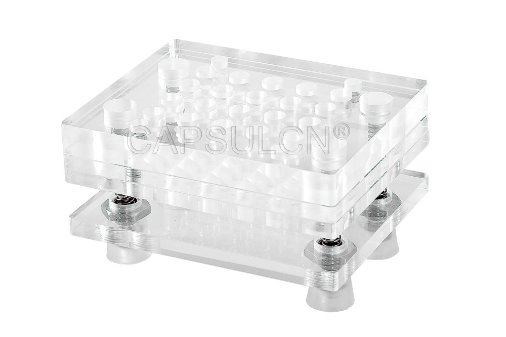 Size 1 Manual capsule filler/Capsule Filling Machine/Encapsulating Machines CN-20 стоимость