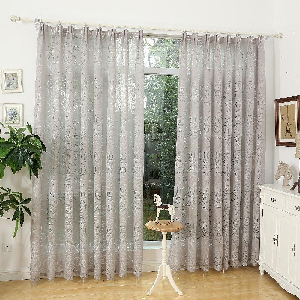 Kitchen Door Curtains Us 9 8 Fashion Design Modern Curtain Fabric Living Room Curtain Kitchen Door Curtain Window Curtain Balcony Blinds In Curtains From Home Garden On