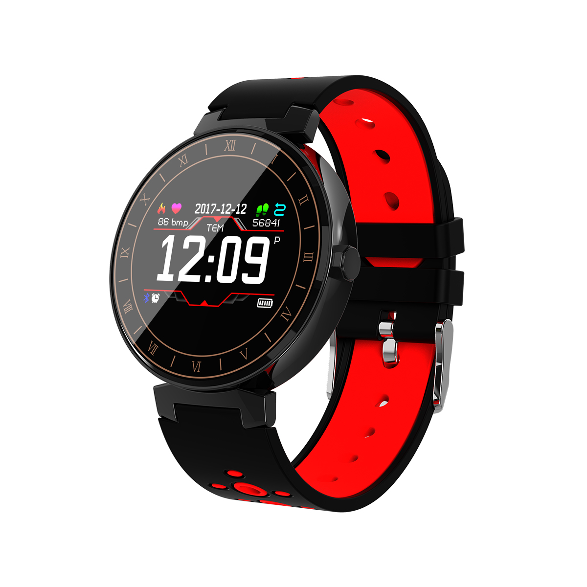 Sports Smart Watch L8 Wristband 0.95 Color Info IP68 Waterproof Heart Rate Monitor Monitor FIZILI stroysnab info