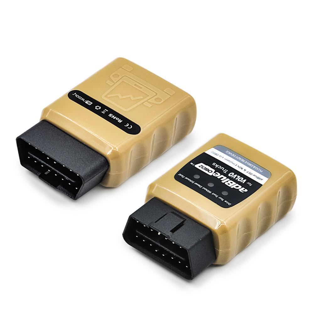 US $13 35 11% OFF AdblueOBD2 for VOLVO Trucks Adblue Emulator for VOLVO  Adblue/DEF Nox Emulator via OBD2 Adblue OBD2 for VOLVO-in Car Diagnostic