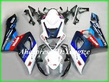 Motorcycle Fairing kit for SUZUKI GSXR1000 05 06 GSX-R GSXR 1000 K5 2005 2006 white colorful Fairings bodywork SD67