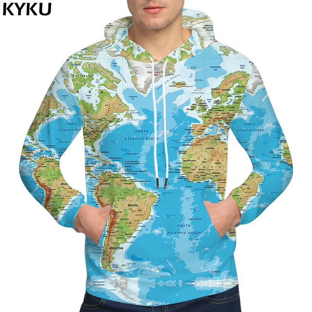Kyku world map hoodies funny 3d hoodies anime hoodie fashion mens kyku world map hoodies funny 3d hoodies anime hoodie fashion mens clothing sweatshirt sweat shirt men gumiabroncs Images