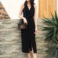2018 New Summer Women Plus Size Dress Bodycon Dress V neck Casual Dresses Sundress Femme elegant party dresses vestidos