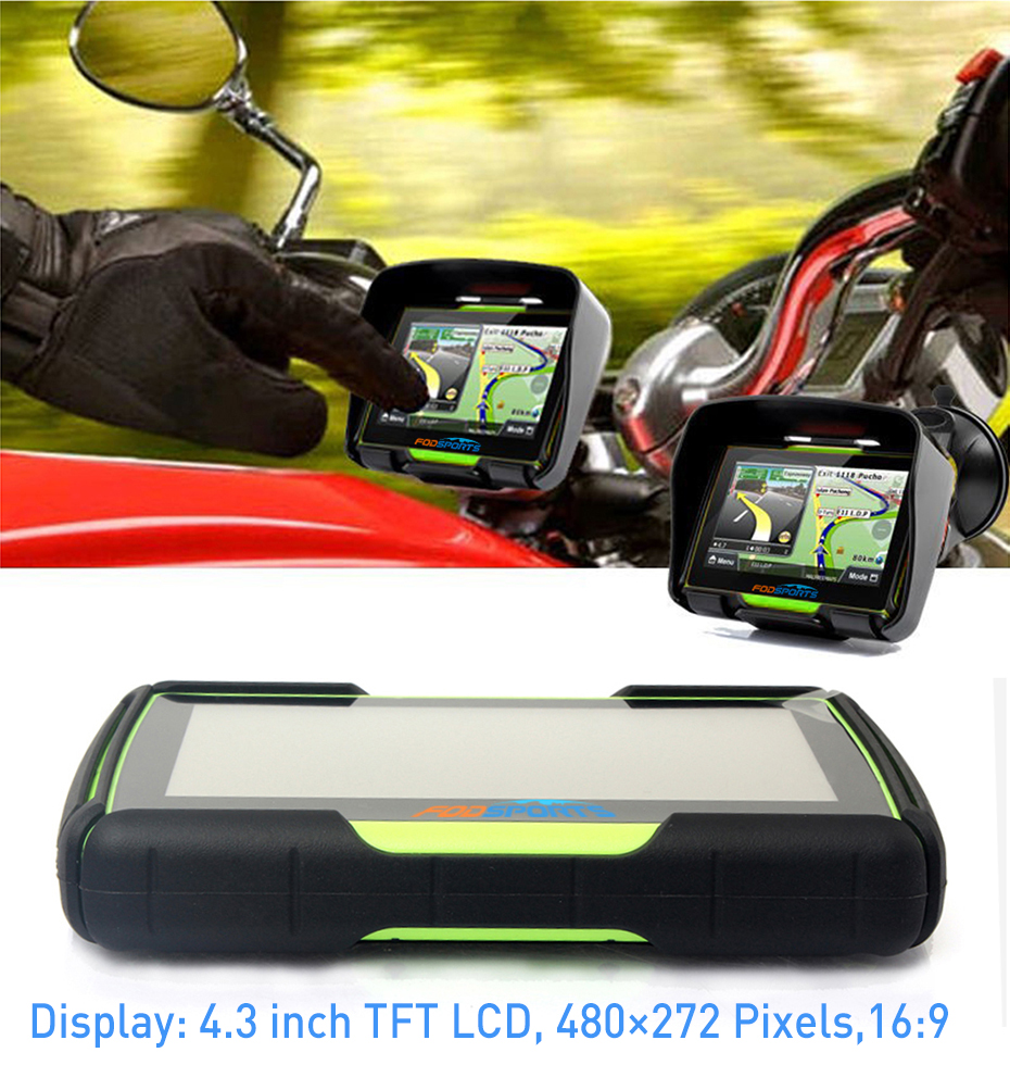 4.3 GPS Navigation-2