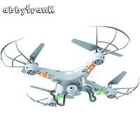 2 4G RC Helicopter Drone With Camera HD Remote Control Helicopter X5C 4 CH 6 Axis