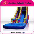 Fast Delivery Good Quality  Outdoor Commercial Inflatable Water Slide, Castle Slide.Inflatable Trampoline With Air Blower