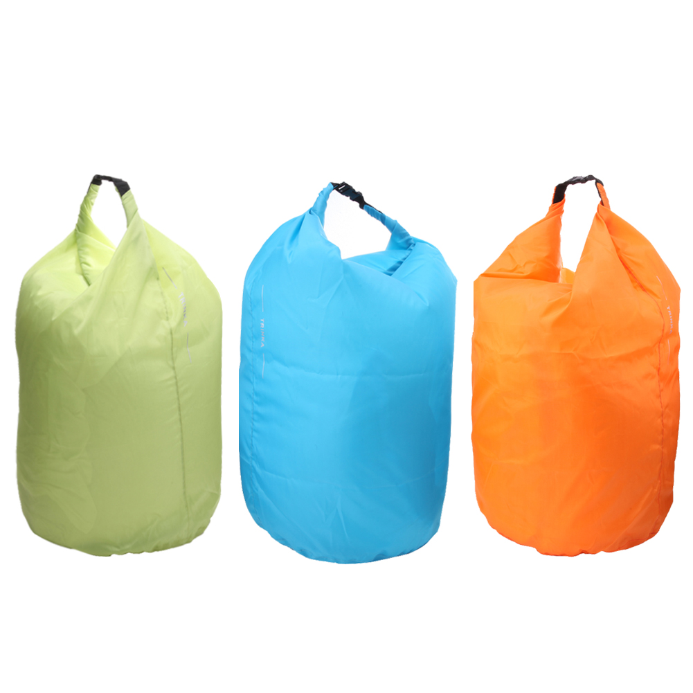 3 Colors Portable 70L Waterproof Bag Storage Dry Bag for Canoe Kayak Rafting Sports Outdoor Camping Travel Kit Equipment