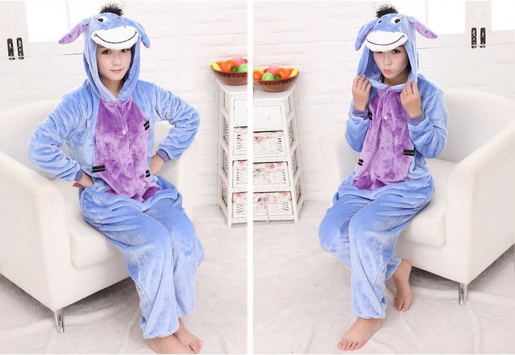 Women\'s Ankle-Length Polyester Pajama Sets RLS-B SL29 5