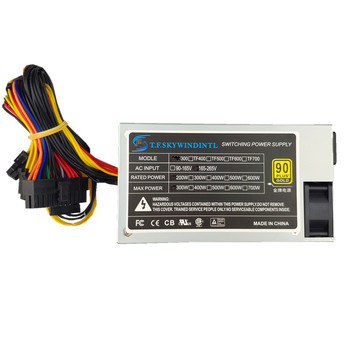 200 Вт SFX FLEX MINI ITX PSU полный источник питания напряжения мини 1U FLEX 200 Вт PSU FIndustrial PC проверочная машина все-в-одном