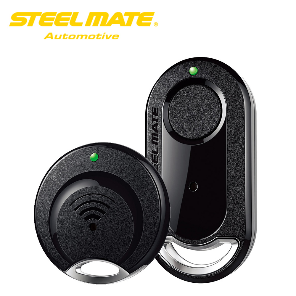 Steelmate Car Alarm System I880 Trackmate Bluetooth 2 Way