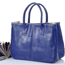 New font b Women s b font Fashion Faux Leather Satchel font b Bag b font