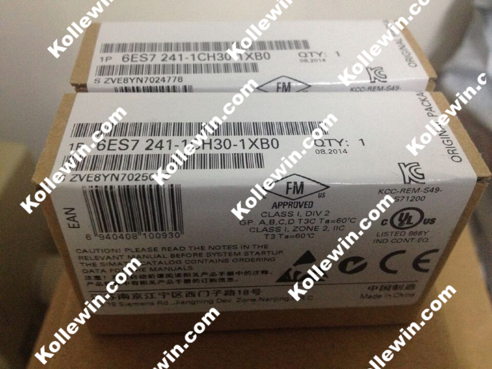 Original SIMATIC S7-1200 PLC 6ES7241-1CH30-1XB0 COMMUNICATION BOARD 6ES72411CH301XB0,  6ES7 241-1CH30-1XB0 NEW  Free Shipping freeship original simatic s7 1200 plc communication module 6es7241 1ah32 0xb0 cm1241 rs232 6es7 241 1ah32 0xb0 6es72411ah320xb0