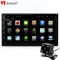 Junsun R167AS 2 Din Android 6 0 Car DVD 7 Player GPS Bluetooth Wifi Quad Core