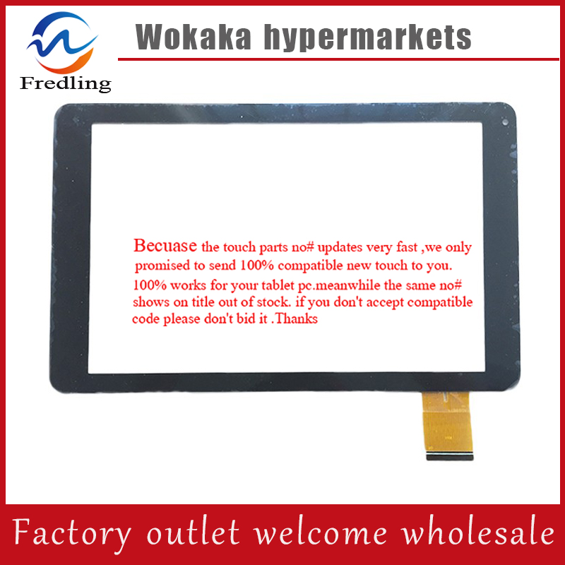 F1B690A 10 1 inch touch screen 100 New touch panel fIb690a Tablet PC touch panel digitizer