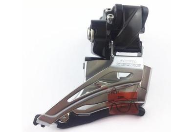 DEORE FD-M6000 FD-M6025 przerzutka przednia 20S 30S MTB rower przerzutka M6000 M6025