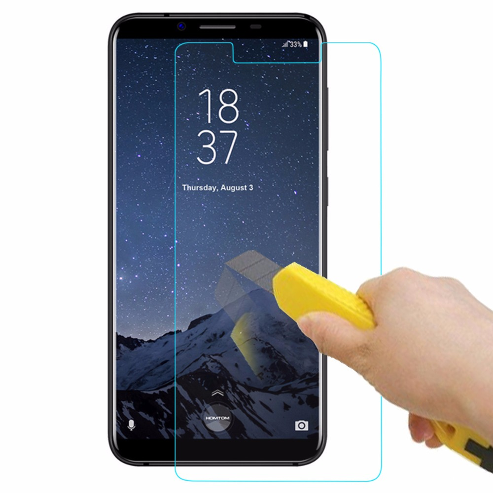For Doogee BL12000 X50 X53 X60L Tempered Glass 100% Good Quality Premium 9H Screen Protector Film For Doogee BL12000 BL7000 Mix